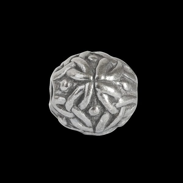 Celtic 12mm sphere Bead