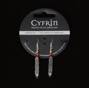 Cyfrin Earrings