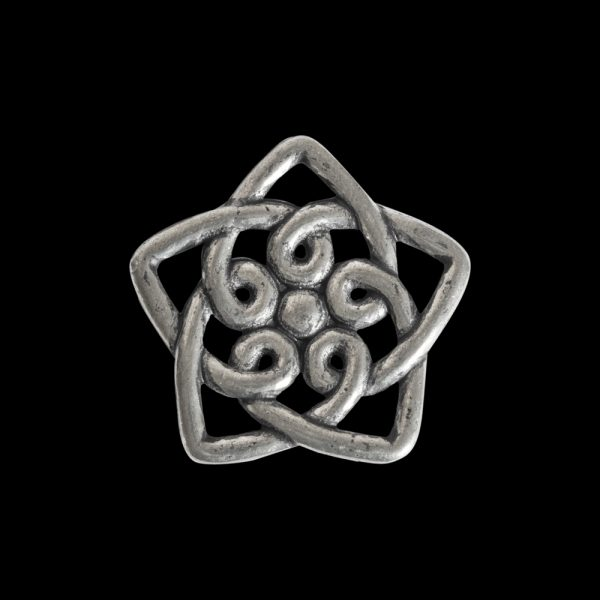 Celtic L Star Bead